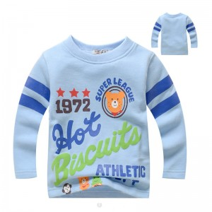 Hot Biscuits Super League Jongens Sweater - blauw